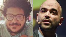 Cittadinanza italiana a Zaky: l'appello di Saviano e delle sardine