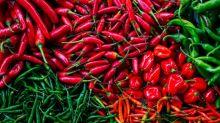 10 pimentas mais picantes do mundo