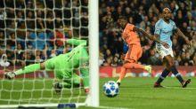 Man City given Champions League wake-up call by Lyon