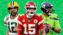 Revealed: The NFL's top-10 pressure players