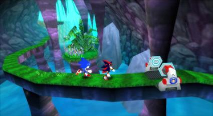 PSP Fanboy review: Sonic Rivals
