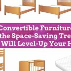 Convertible Furniture Is the Space-Saving Trend That Will Level-Up Your Home