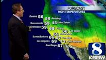 Check out your Thursday morning KSBW Weather Forecast 01 24 13
