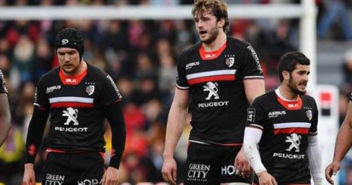 Rugby - Top 14 - ST - (Top 14) : Le Stade Toulousain fait rentrer Fritz, Bézy, R. Gray et Cros face à Castres