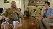 Thor's Flatmate Darryl Could Appear In Thor: Ragnarok