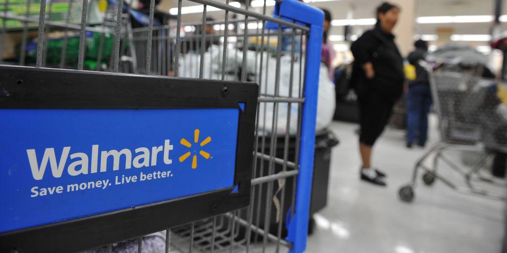 Walmart insists on