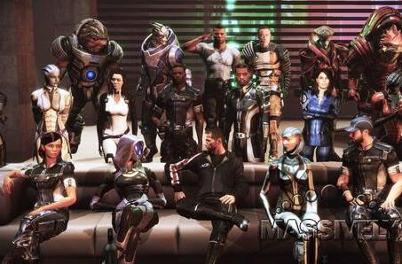 The Daily Grind: Are you (still) interested in a Mass Effect MMO?