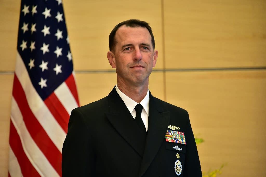 Глава штаба ВМС США заявил о необходимости «первого удара» по России