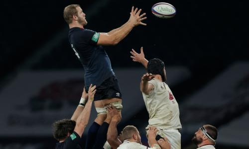England 40-0 Georgia: Autumn Nations Cup player ratings
