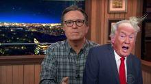 Stephen Colbert Makes Final Election Appeal: Dump 'Loser' Trump