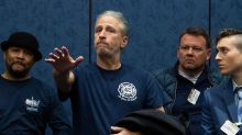 Jon Stewart berates Congress for empty chairs at hearing for 9/11 first responders