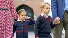 Coronavirus an der Schule von Prinz George und Prinzessin Charlotte?