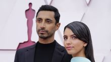 Oscars 2021: Riz Ahmed steals red carpet after fixing his wife's hair for photographers