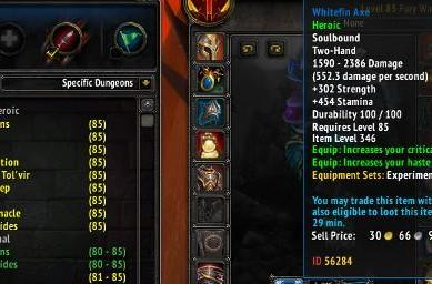 Patch 4.0.6 bug locks race-changed worgen out of dungeon finder