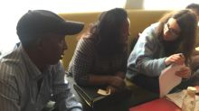 Customers file human rights complaints against police during Nyala Lounge meeting