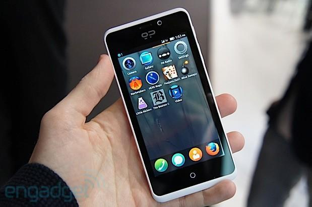 Geeksphone preps upgraded Peak+ Firefox OS phone, 25GB of cloud space for new users