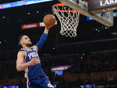 NBA: Sixers' star Ben Simmons to be investigated over possible contact with Lakers president Magic Johnson for a move