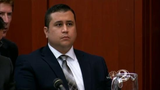 Raw video: Zimmerman answers questions from judge