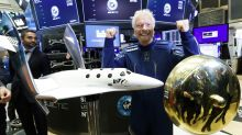 Virgin's Branson to fly into space in 2021