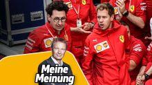 Die Kritik an Ferrari ist völlig überzogen