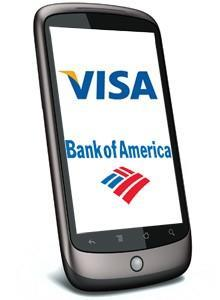 Visa gets Bank of America on board for mobile payments trial, starting in New York next month