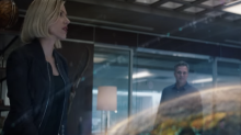 Captain Marvel vows to go get Thanos in 'Avengers: Endgame' clip