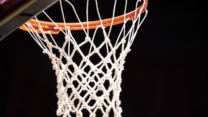 College recruit dunks hoop off its hinges