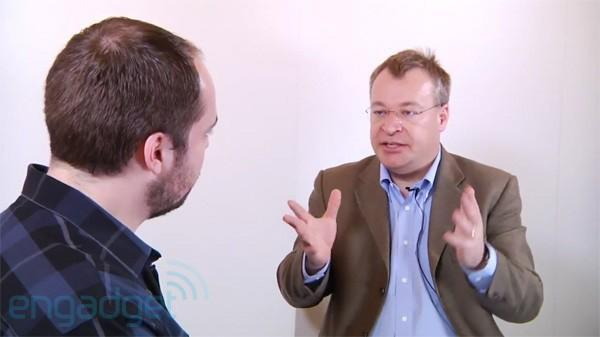 The Engadget Interview: Nokia CEO Stephen Elop talks Microsoft, Symbian, MeeGo, and Windows Phone