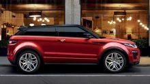Range Rover 2-door SUV spotted winter testing