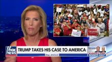 Laura Ingraham: Trump voters didn't riot, they rallied