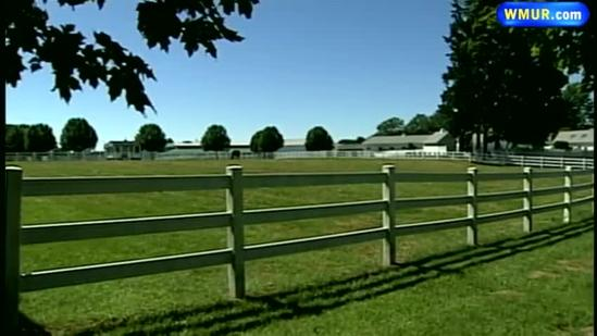 Dispute flares over horse show equipment