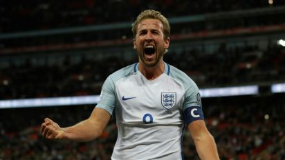 Kane named England's World Cup captain