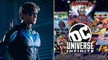 DC Universe to become premium comics service as TV originals move to HBO Max