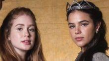 Marquezine e Marina Ruy Barbosa: amigas ou rivais?