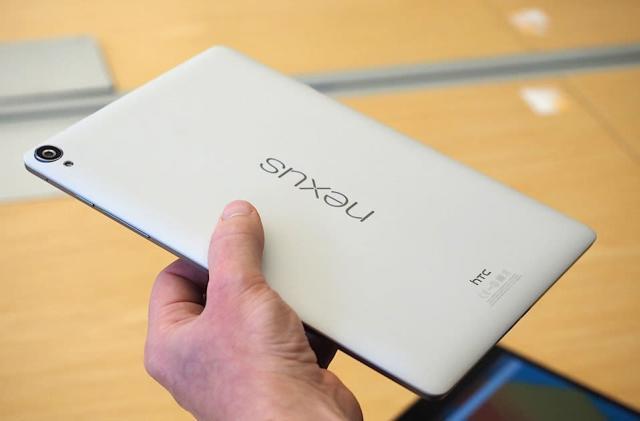 The Nexus 9 wasn't designed to be an iPad killer