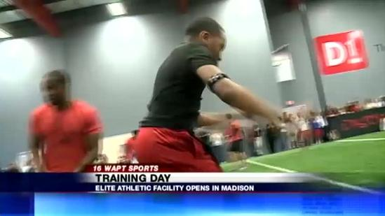 Elite training facility opens in Madison