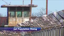 Cook County Jail population on the rise