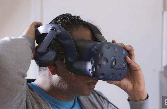 HTC hints at multi-room VR using Steam