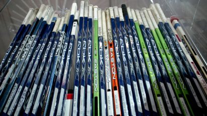 ECHL equipment manager busted for stealing gear