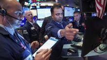 Stocks - Wall Street Slumps Again on U.S.-China Tensions