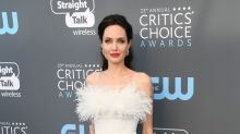 Angelina Jolie called an 'actual angel' for wearing unique look