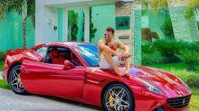 Carro de R$ 2 milhões, passeios de helicóptero e navio: a vida ostentação de Eduardo Costa