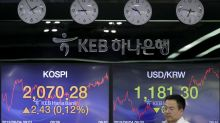 Stock markets turn around after tech sell-off