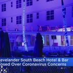 Clevelander South Beach Hotel Closing Due To Pandemic