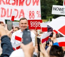 Polish conservative Duda re-elected president, deeper EU rifts likely