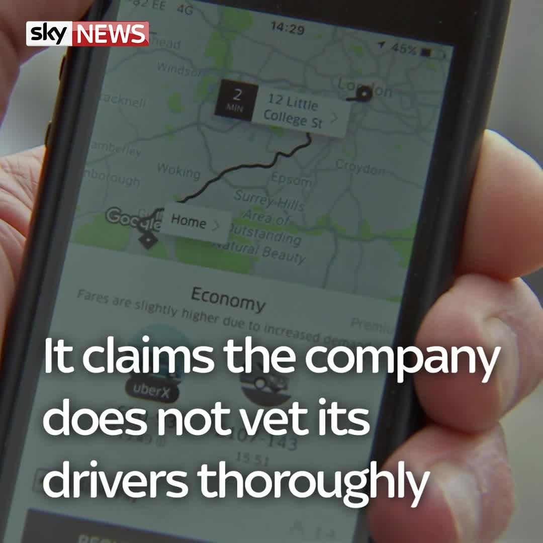 EU court decision on Uber 'a social victory': plaintiffs ...