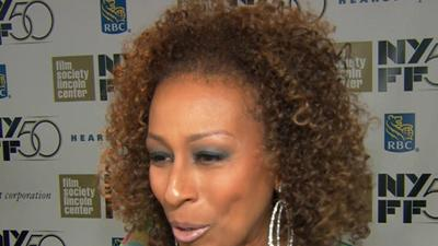 Tamara Tunie 'So Thrilled' To Be A Part Of 'Flight'