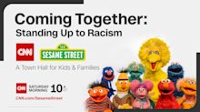'Sesame Street' and CNN to host town hall on racism, protests following death of George Floyd