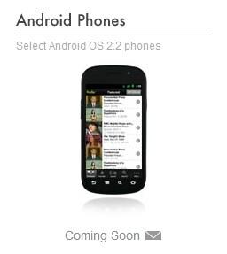 Hulu for Android coming soon, destined for 'select' phones with Android 2.2?