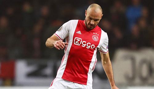 Europa League: Trotz Reservistenrolle: Westermann möchte bei Ajax bleiben